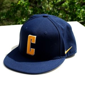 Cal Bears UC Berkeley Nike True Baseball Cap 7 1/4